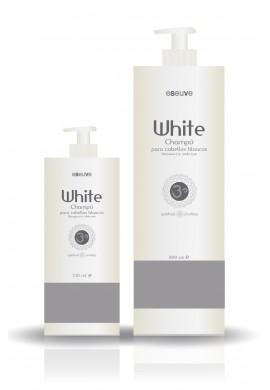 Champú para cabellos blancos White