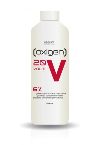 Oxigenada perfumada en crema 1Litro